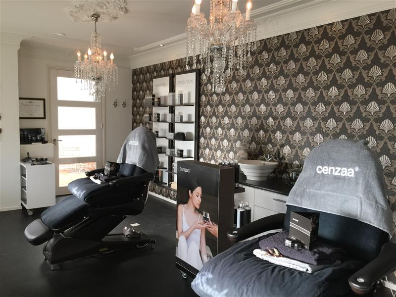Spa wellness sneek berino sneek for A luxe beauty salon