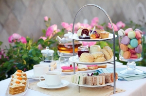 High tea arrangement | Berino Sneek